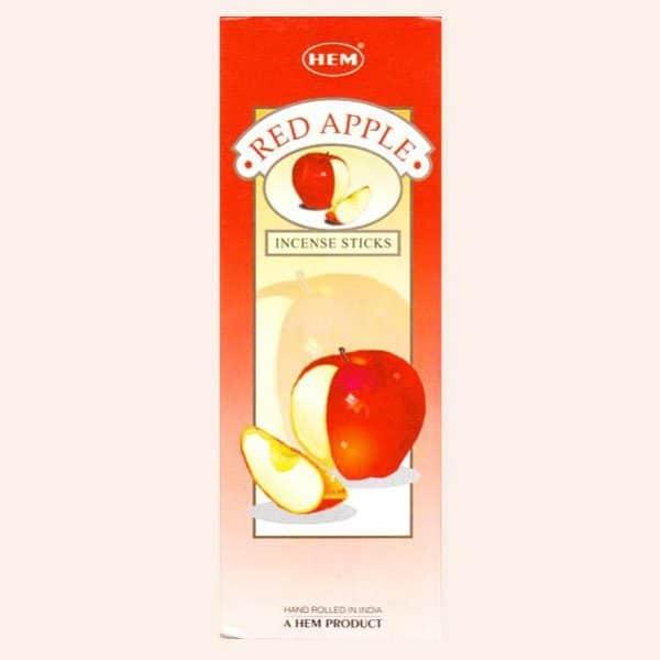 Благовония HEM Red Apple Красное Яблоко