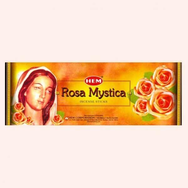 Благовония HEM Rosa Mystica Мистическая Роза