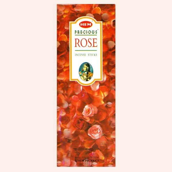 Благовония HEM Precious Rose Роза
