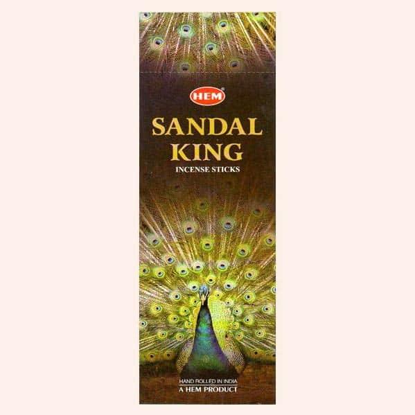 Благовония HEM Sandal King Сандал Король