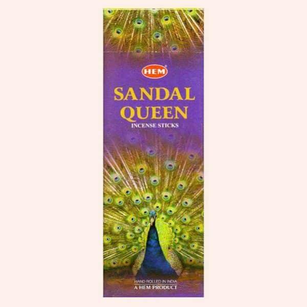 Благовония HEM Sandal Queen Сандал Королева