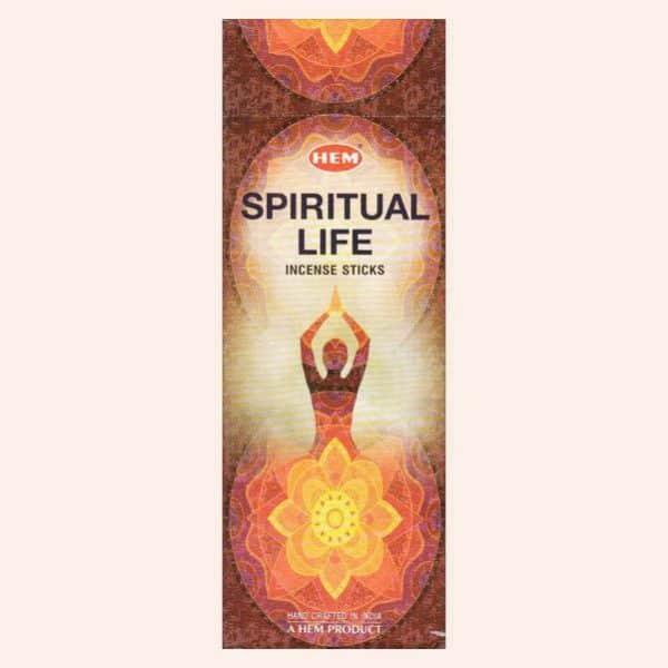 Благовония HEM Spiritual Life Духовная Жизнь
