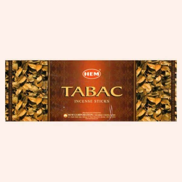 Благовония HEM Tabac Табак