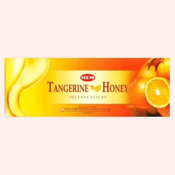 Благовония HEM Tangerine Honey Мандарин Мёд