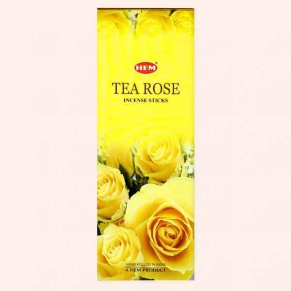 Благовония HEM Tea Rose Чайная Роза