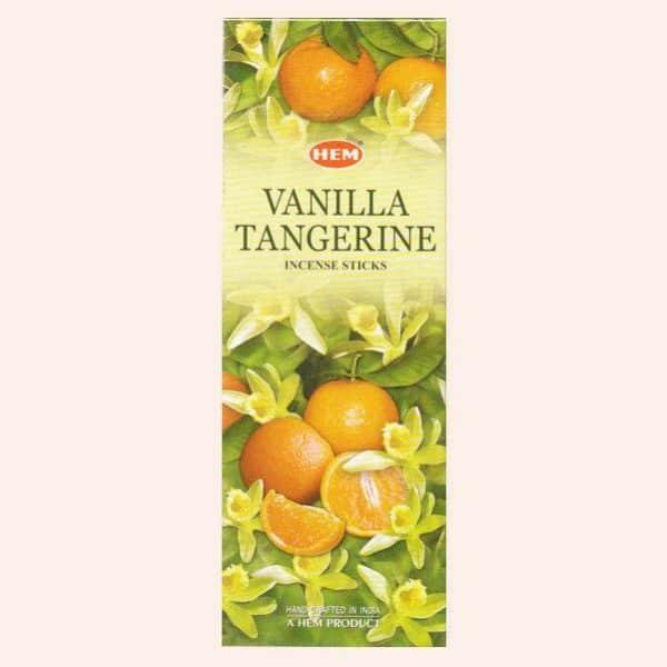 Благовония HEM Vanilla Tangerine Ваниль Мандарин
