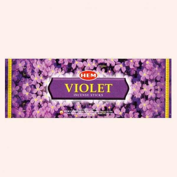 Благовония HEM Violet Фиалка