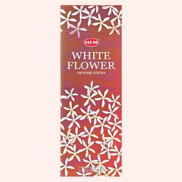 Благовония HEM White Flower Белый Цветок