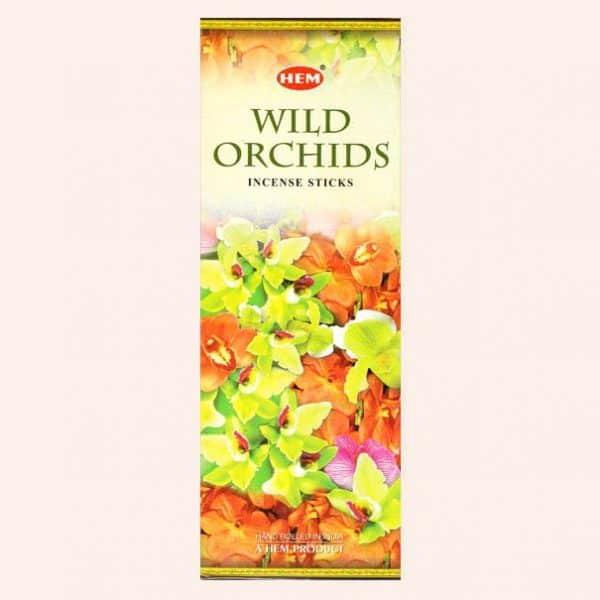 Благовония HEM Wild Orchids Дикие Орхидеи