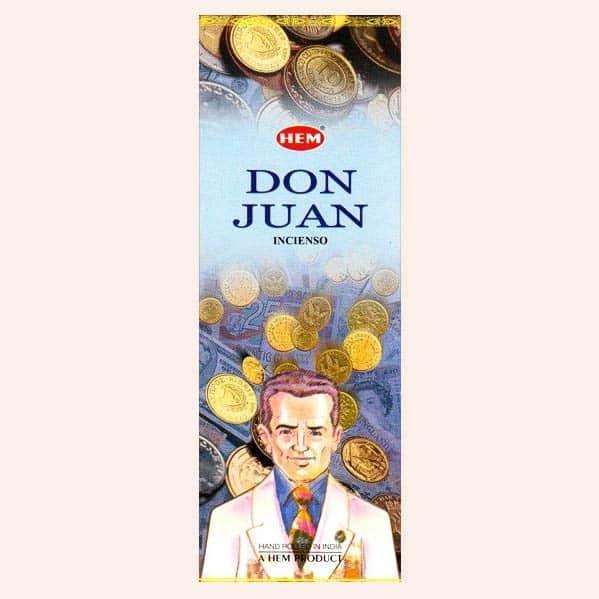 Благовония HEM Don Juan Дон Жуан