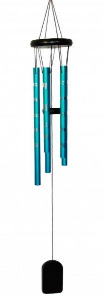Подвесной колокольчик 5 трубок