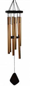 Подвесной колокольчик 6 трубок
