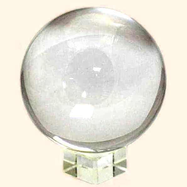 Хрустальный шар 13 см
