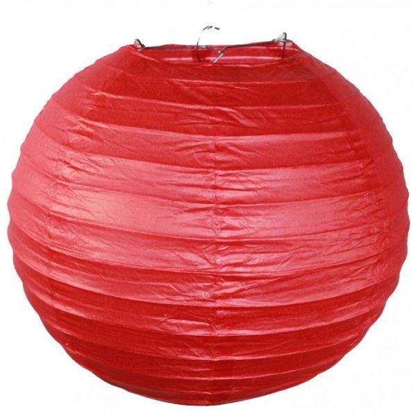 Подвесной китайский фонарик 25 см