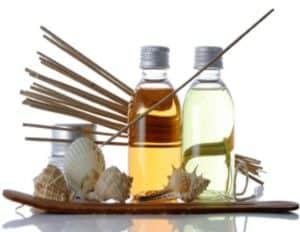 благовония и эфирные масла