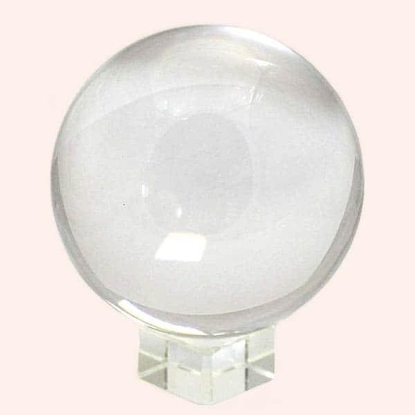 Хрустальные шары 3.5 см