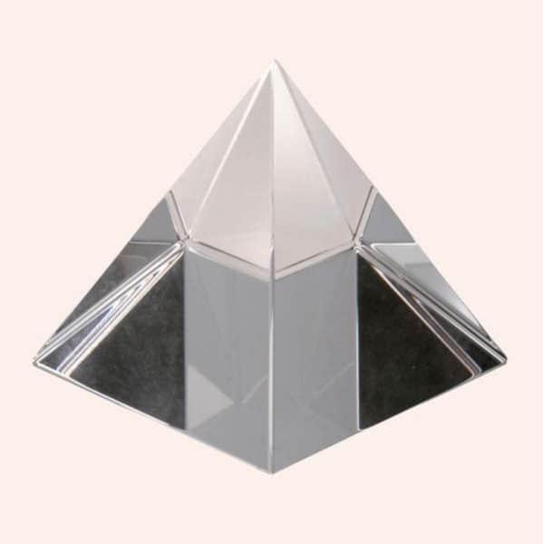 Хрустальная пирамида 4.5 см