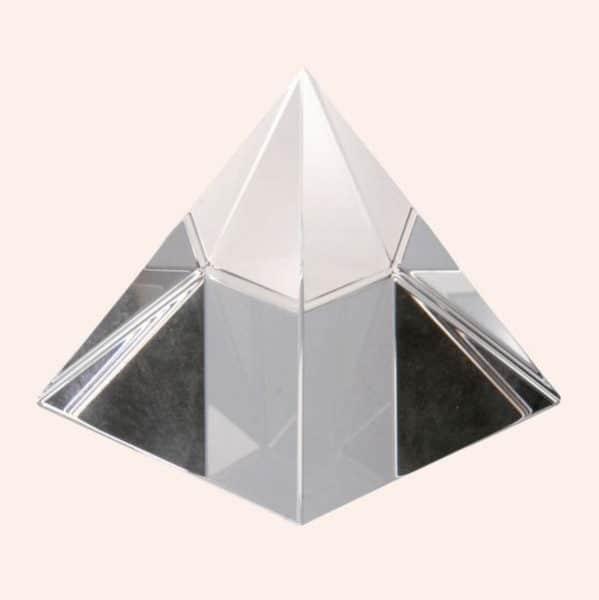 Хрустальная пирамида 5.5 см