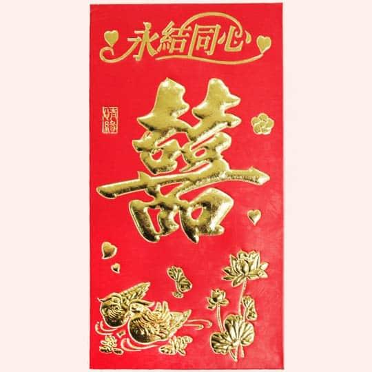 Красный конверт для денег