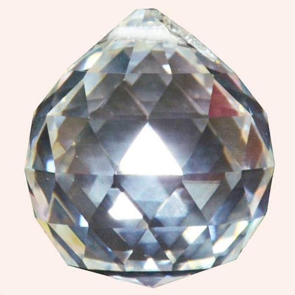 Кристалл Фен Шуй 2,3 см прозрачный