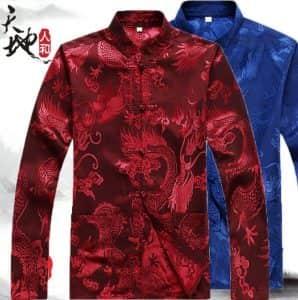 китайская одежда для мужчин