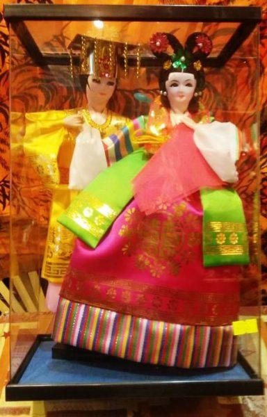 Китайская кукла - пара 1