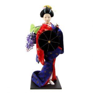Японская кукла 40 см