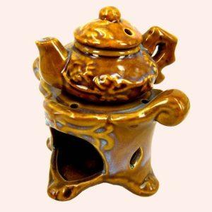 Аромалампа керамическая 11,5см Чайник