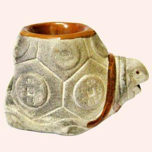 Аромалампа керамическая 7см Черепаха