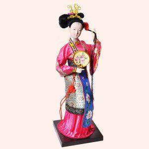 Японская кукла 24см