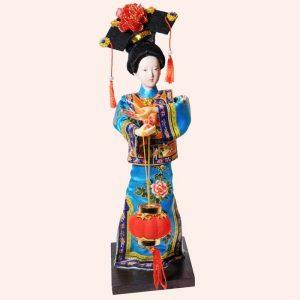 Японская кукла 25см