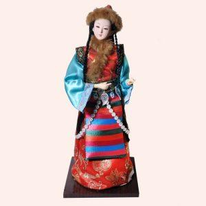 Китайская кукла 30 см