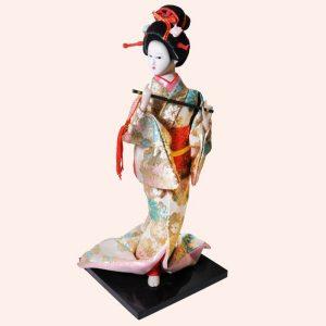 Японская кукла 30см 4