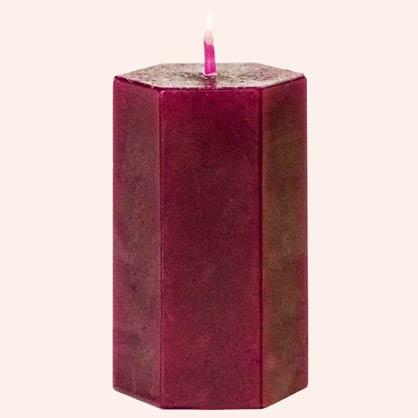 Ароматическая травяная свеча Сила магии