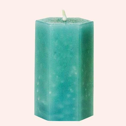 Ароматическая травяная свеча Морочащая