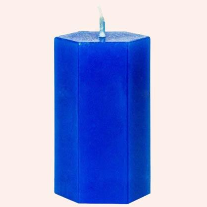Ароматическая травяная свеча Назад в будущее