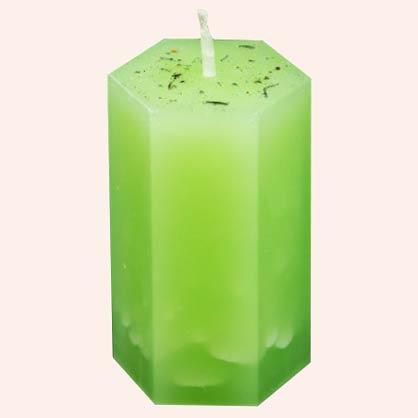 Ароматическая травяная свеча Чаша терпения
