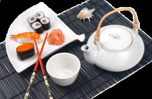Наборы для суши, наборы для саке, наборы для чаепития