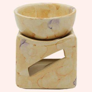 Аромалампа керамическая чаша 8 см 3