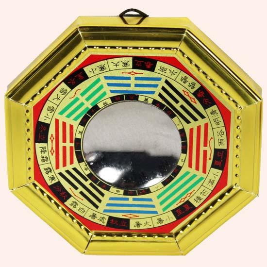 Зеркало Багуа вогнутое 8,3 см