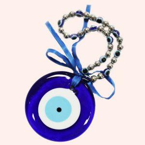 Турецкий глаз подвеска 9,5 см