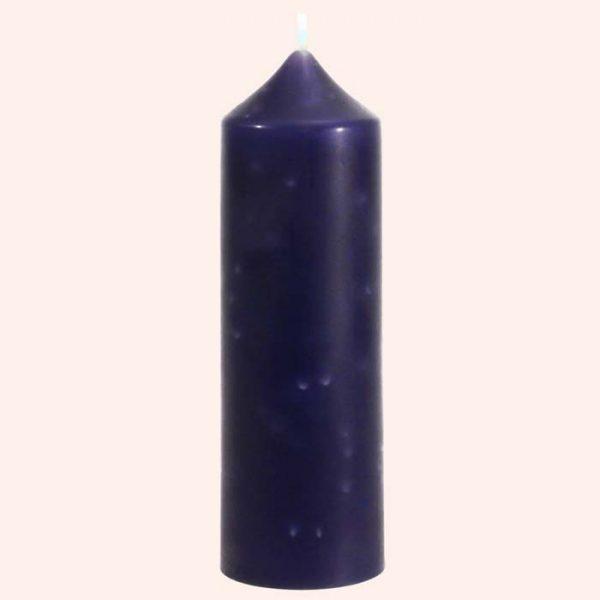 Ароматическая свеча Африканская фиалка