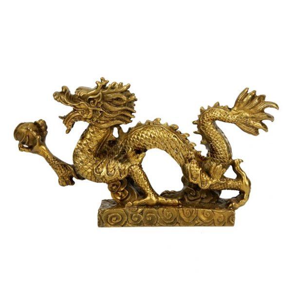 Бронзовый дракон