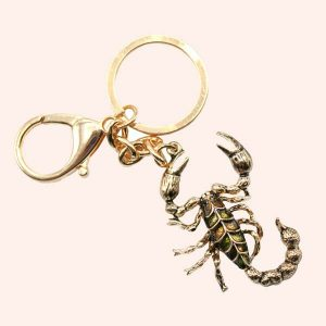 Брелок Скорпион 4.5 см