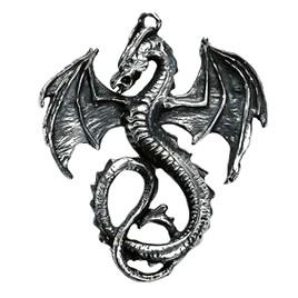 Амулет Скандинавский Дракон