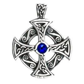 Амулет Кельтский Солнечный Крест