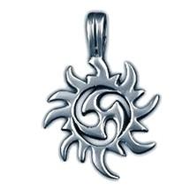Амулет Солнечный Трискелис