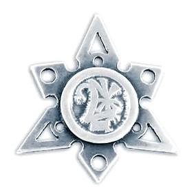 Амулет Символ Ци