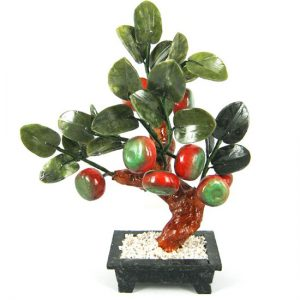Дерево счастья 8 яблок 26 см