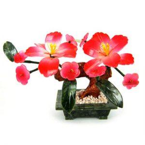 Дерево счастья с цветами 22 см